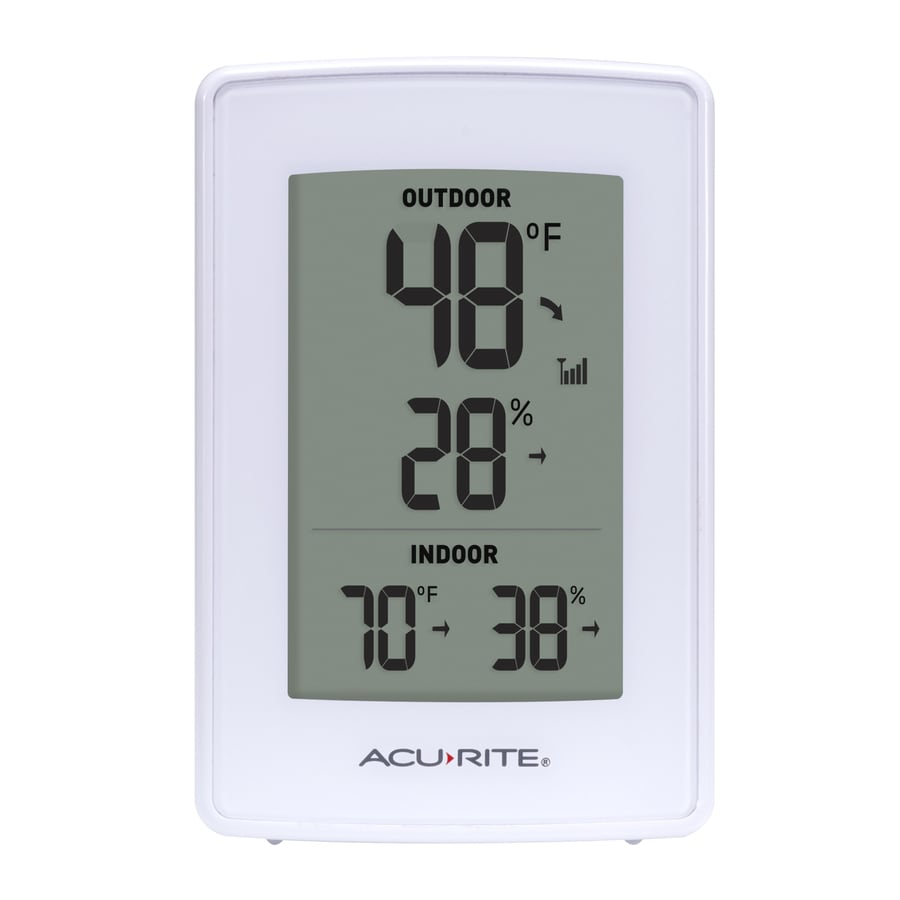 wireless weather station instructions