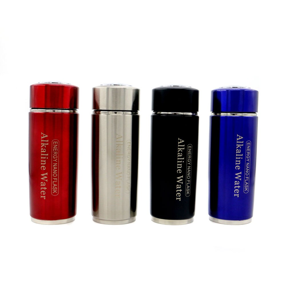 energy nano flask alkaline water instructions