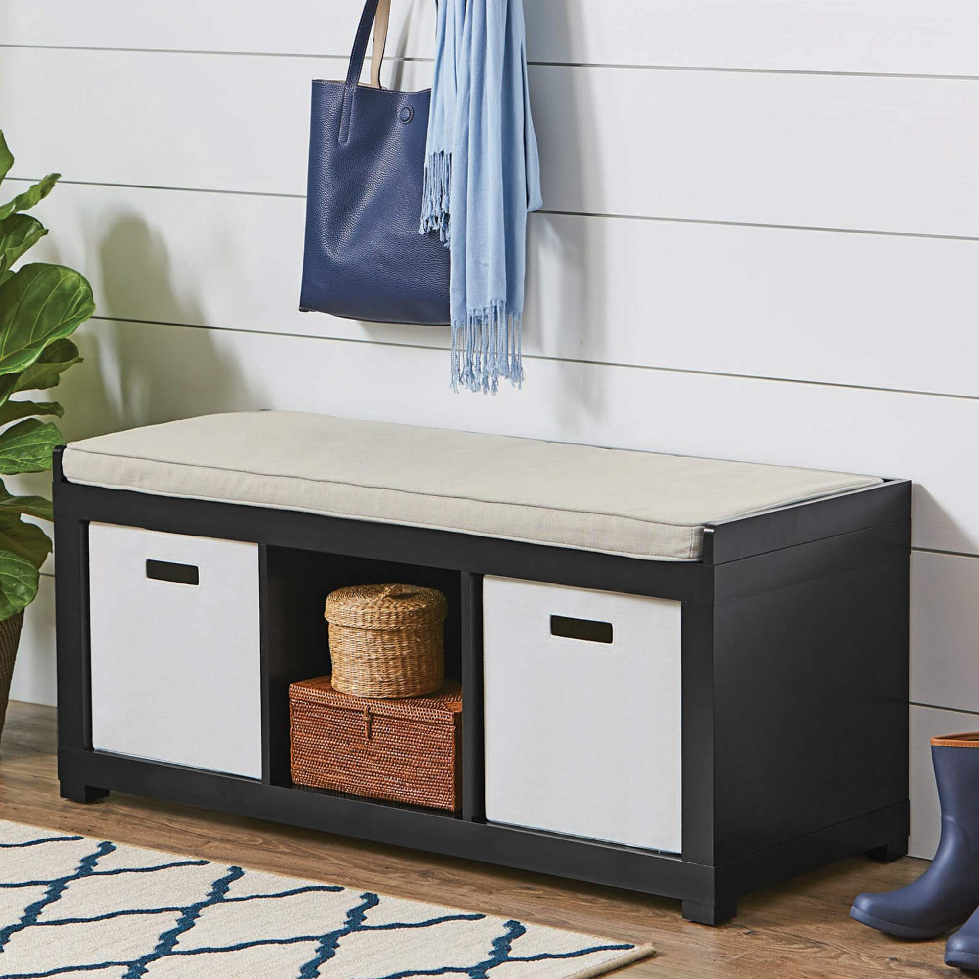 better homes and gardens 4 cube organizer instructions