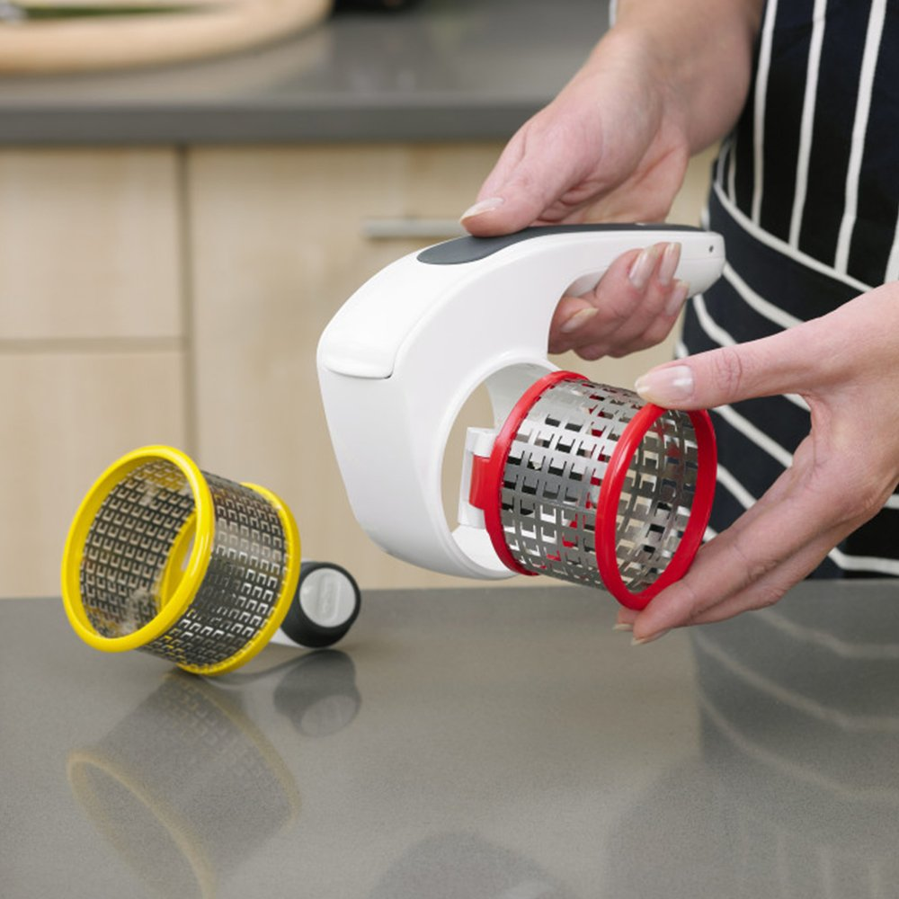zyliss cheese grater instructions