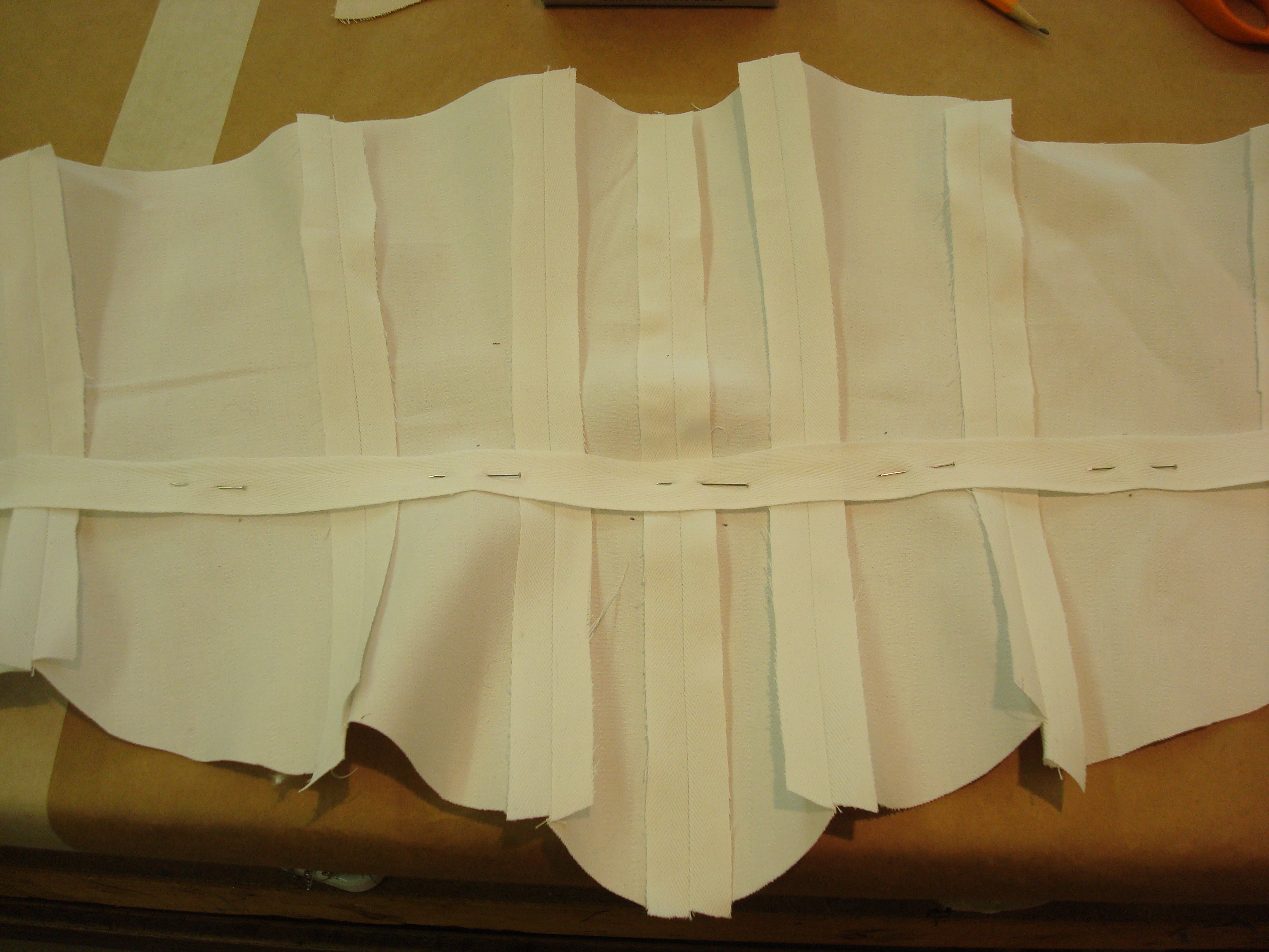 double stitched seam instructions
