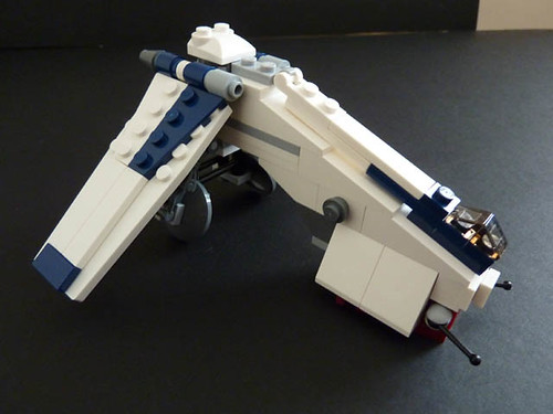 lego star wars dropship instructions