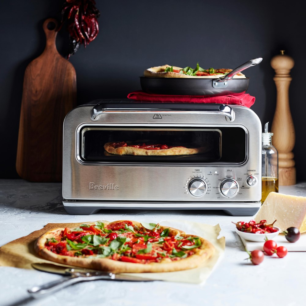 breville pizza oven instructions