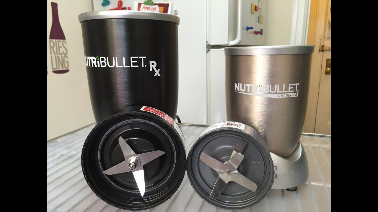 nutribullet 900 series instructions