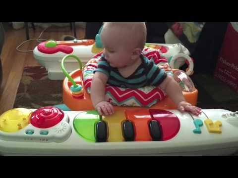 fisher price step n play piano instructions