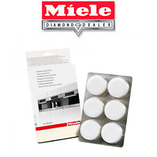 miele descaling tablets instructions