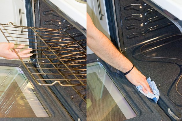 smeg self cleaning oven instructions