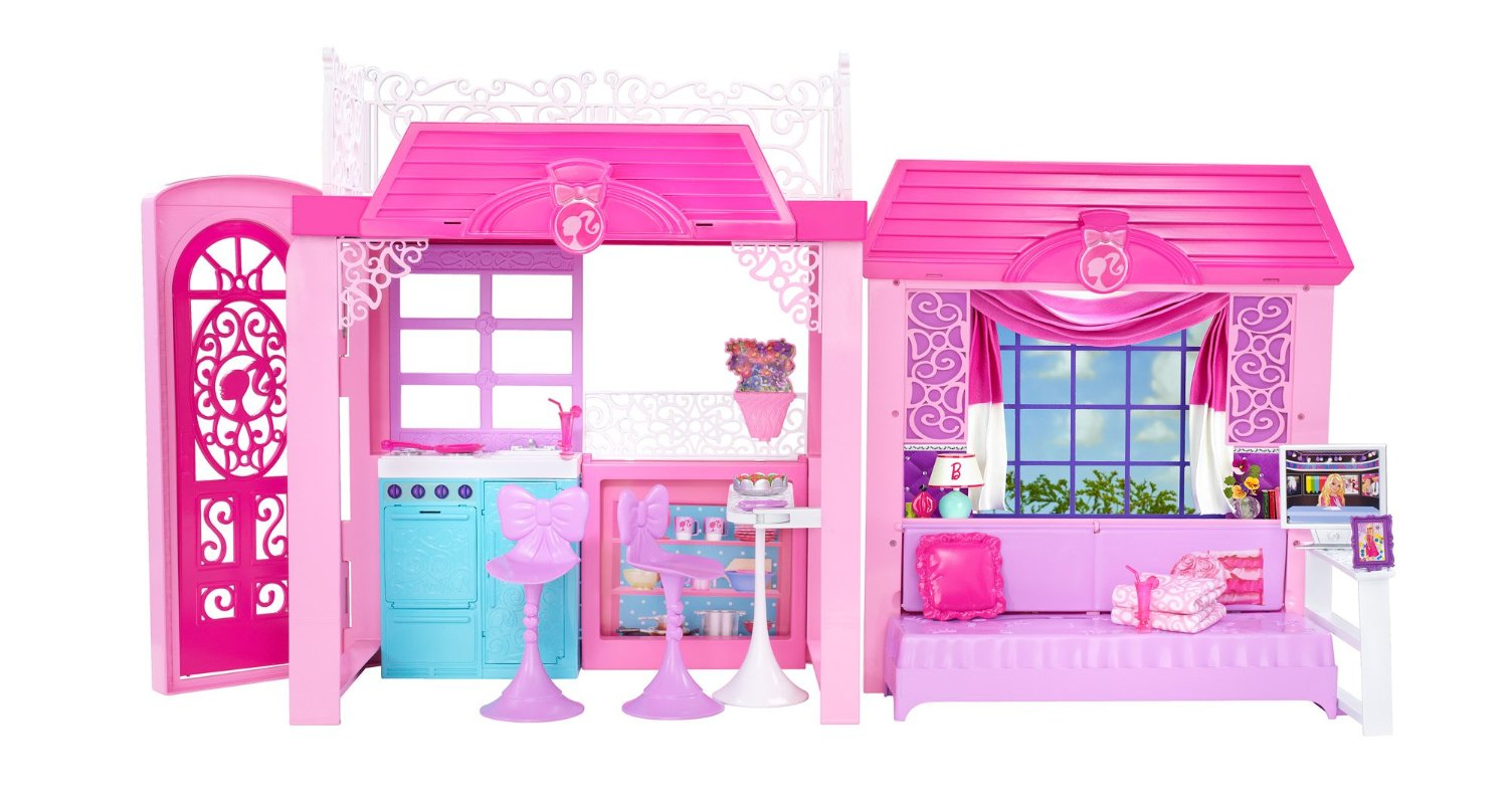 barbie malibu house instructions