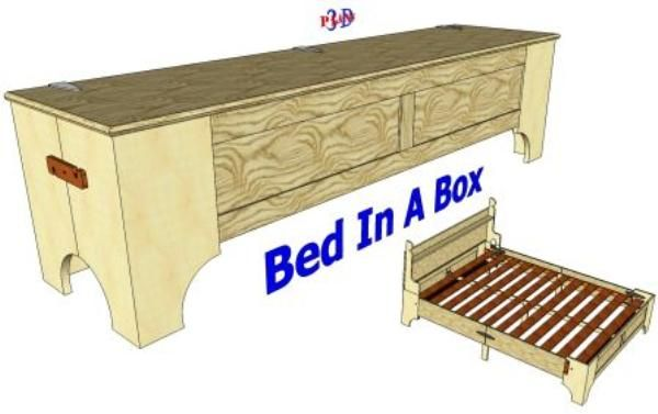 instructions on how to make a bed