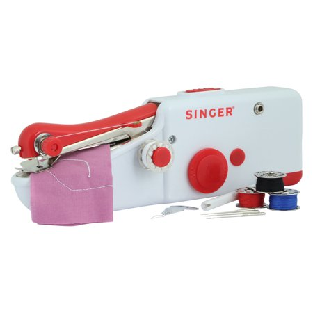 easy stitch handheld sewing machine instructions