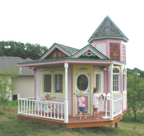 elc pink wooden castle instructions