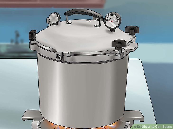weighted pressure canner instructions